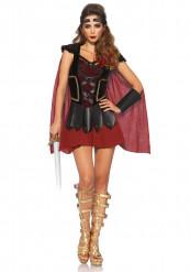 Sexy Romeinse strijder kostuum voor vrouwen