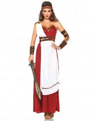 Romeinse strijder kostuum voor vrouwen