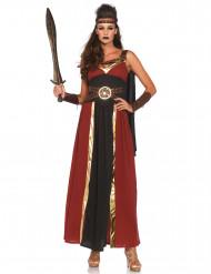 Romeinse warrior kostuum voor dames