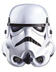 Stormtrooper™ masker voor volwassenen