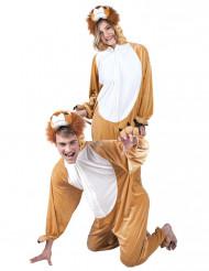 Leeuwen outfit voor volwassenen
