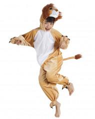 Leeuwen outfit voor kinderen