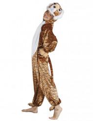 Kleine tijger kostuum voor kinderen
