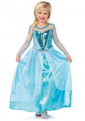 Ijsprinses kostuum voor meisjes