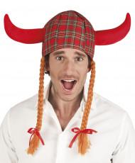 Schotse Viking muts voor volwassenen
