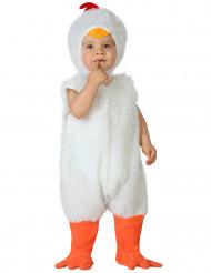 Hanen kostuum voor baby