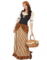 Boerinnen kostuum voor vrouwen