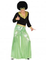 Disco kostuum voor heren