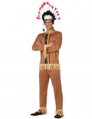 Indianen kostuum voor mannen