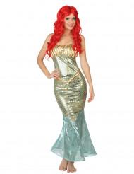 Zeemeermin outfit voor vrouwen