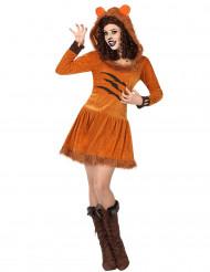 Leeuwinnen outfit voor dames