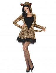 Luipaard outfit voor vrouwen