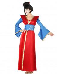 Geisha outfit voor vrouwen