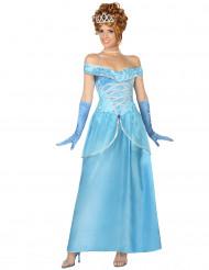 Assepoester prinsessen kostuum voor vrouwen