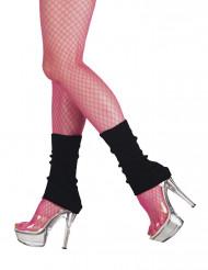 Zwarte beenwarmers voor vrouwen