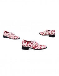 Bloedige schoenen voor volwassenen