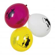 Setje Wilde Westen ballonnen