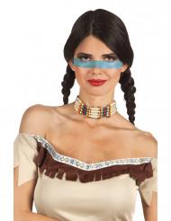 Indianen halsketting voor vrouwe