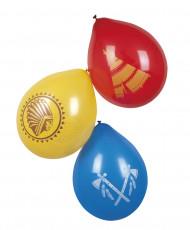 Set van indianen ballonnen