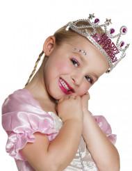 Happy Birthday kroon voor meisjes