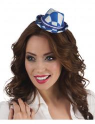 Cowgirl mini hoedje voor vrouwen