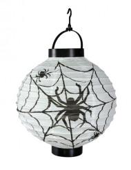 Lichtgevende spinnen lantaarn Halloween