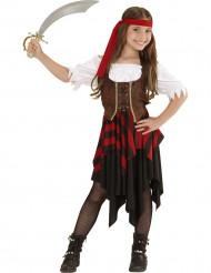 Piraten zeerover kostuum voor meisjes