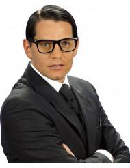 Zwarte bril voor volwassenen