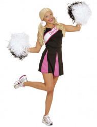 Cheerleader outfit voor vrouwen