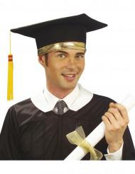 Afgestudeerd student hoed voor volwassenen