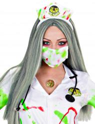 Toxische wonden met lijm Halloween