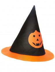 Heksen hoed pompoen voor kinderen Halloween