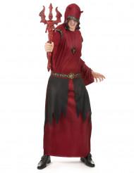 Satanische duivel Halloween kostuum voor heren