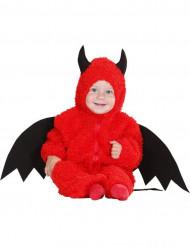 Rode duivel kostuum voor peuters Halloween
