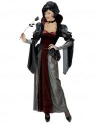 Luxe gravin kostuum voor dames Halloween