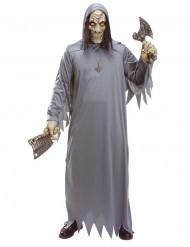 Gotische zombie outfit voor volwassenen Halloween