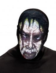 Bezeten zombiemasker voor volwassenen