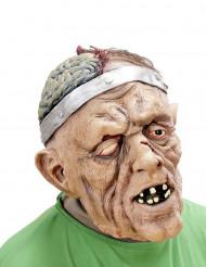 Geopereerde patiënt masker voor volwassenen Halloween