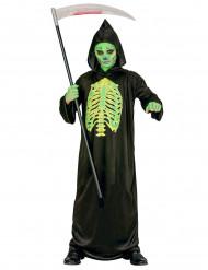 Ribbenkast skeletkostuum voor kinderen