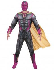 Deluxe kostuum van Vision Avengers 2™