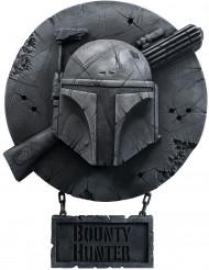 Muurdecoratie Boba Fett - Star Wars™