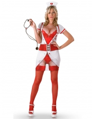 Sexy verpleegster jurk voor vrouwen