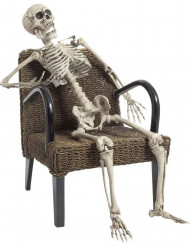 Skelet decoratie 160 cm Halloween