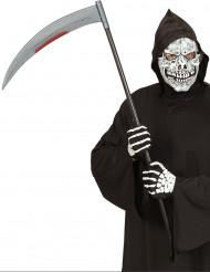 Bloederige nep zeis voor Halloween