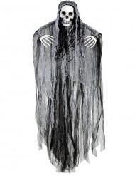 Halloween decoratie van griezelige reaper