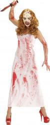 Bebloede moordenares Halloween kostuum voor vrouwen