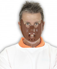Kannibaal masker voor volwassenen Halloween