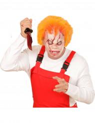 Moordenaar pop masker voor volwassenen Halloween