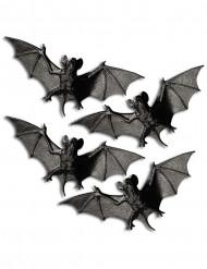 Set vleermuizen versiering Halloween