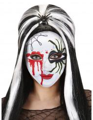 Bloedige spinnen masker voor volwassenen Halloween